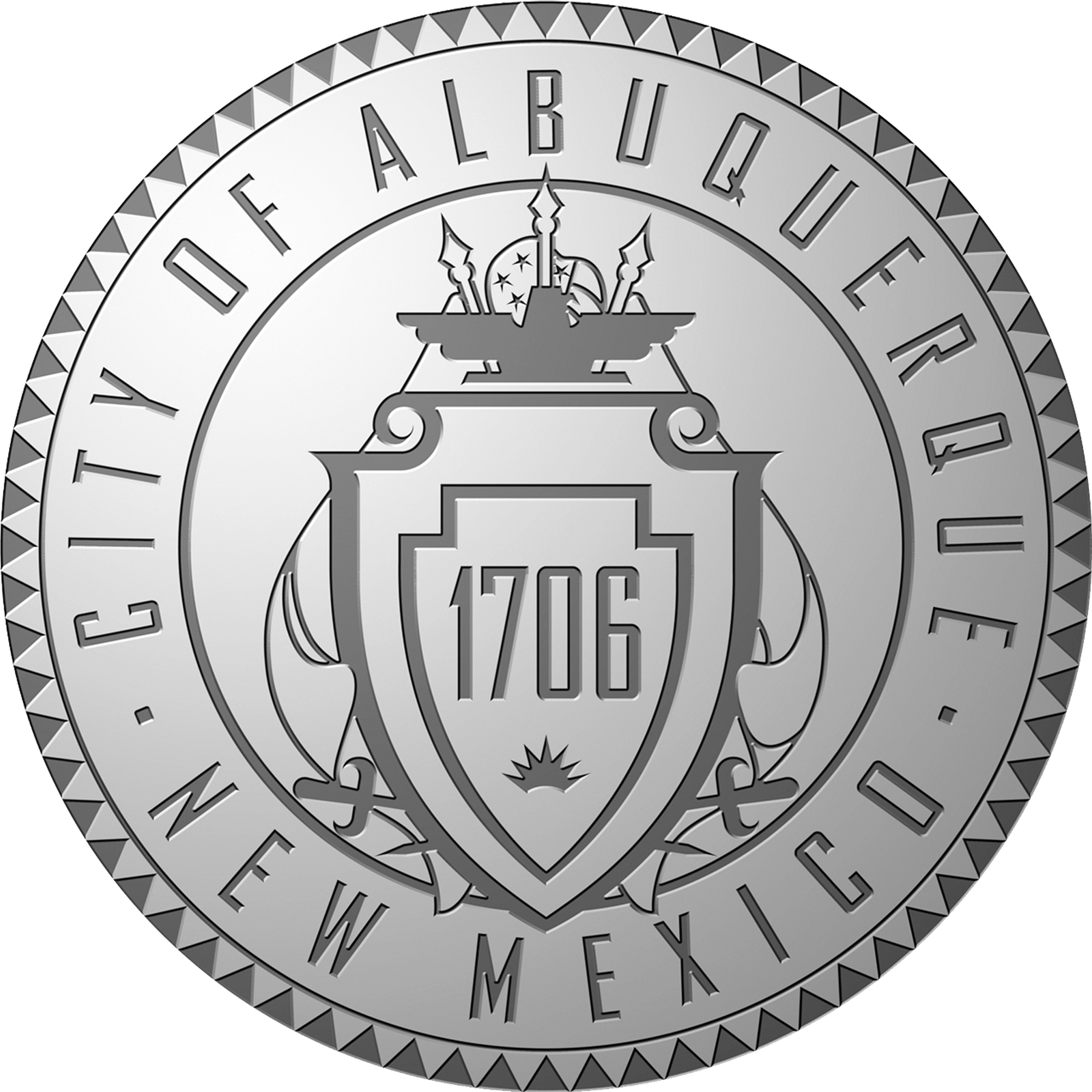 City of Albuquerque Medallion Logo
