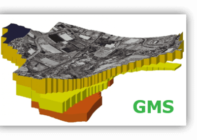GMS - Subsurface simulation