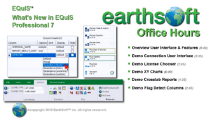 What's New in EQuIS Professional 7