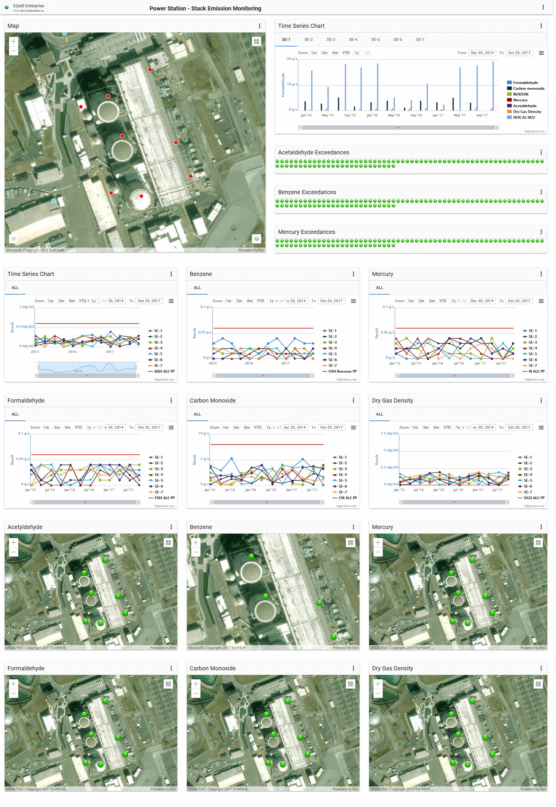 EQuIS Enterprise Power Station Stack Emission Monitoring